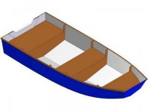 10ft Garvey flex - Boat plans - Pictures