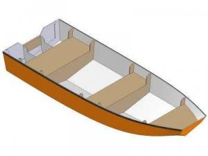 12ft Garvey flex - Boat plans - Pictures