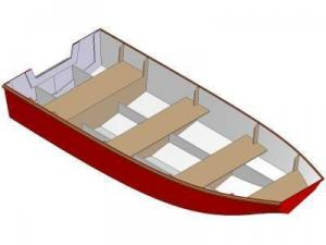 14ft Garvey flex - Boat plans - Pictures