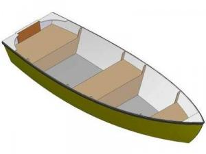 13ft J - Skiff - Boat plans - Pictures