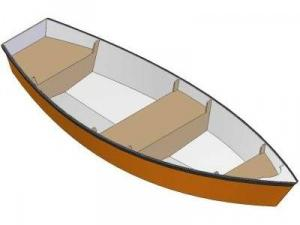 10ft Row boat - Boat plans - Pictures