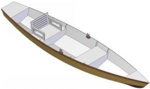 15ft River picnic 4-2 - Boat plans - Pictures