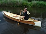 Boat plans for 15ft Daytrip canoe