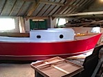 Boat plans for 17ft Motorboat mark V