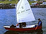 Boat plans for 11ft Dinghy-Vee
