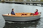 Boat plans for 17ft Picnic barge