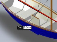 3D models for Boat plans