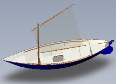 sailboat kits and plans