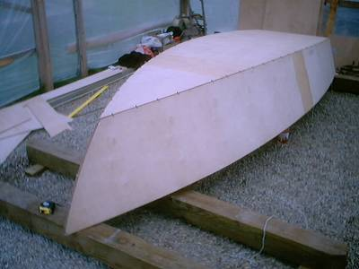 skiff boat plans free pirogue plans free plywood boat plans free boat ...