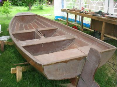 Boat plans 20'   Jaka's boat