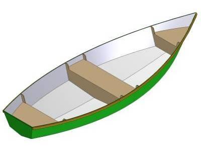 dinghy plans free